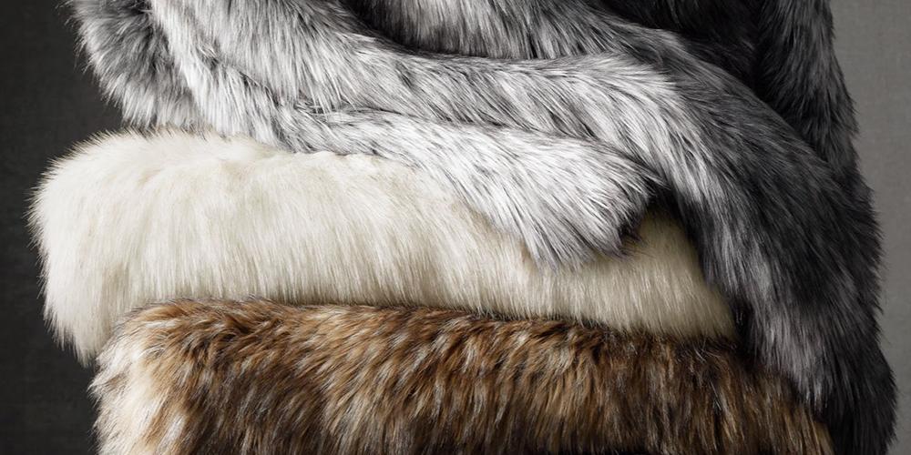 Best Home Fashion Faux Fur Blanket