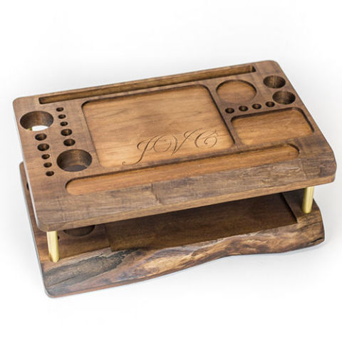 makeup organizer wood. krasen dom wooden makeup organizer and beauty station wood t