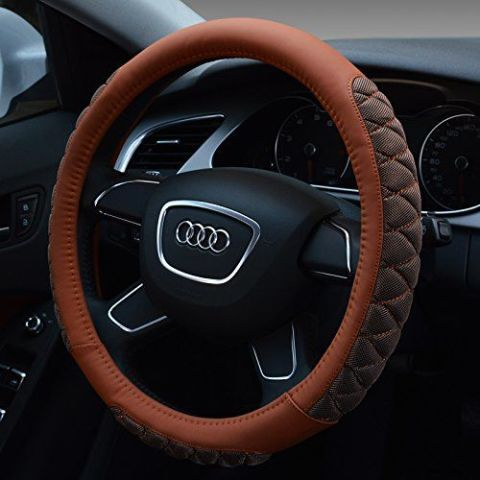 12 Best Steering Wheel Covers For Your Car In 2018