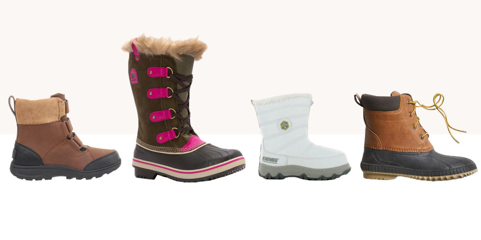 13 Best Snow Boots for Kids in 2017 - Kids' Snow Boots and Booties ...