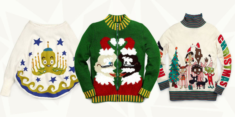 Quirky Sweaters