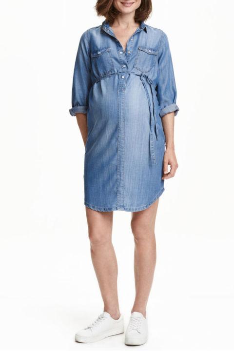 mama lyocell dress
