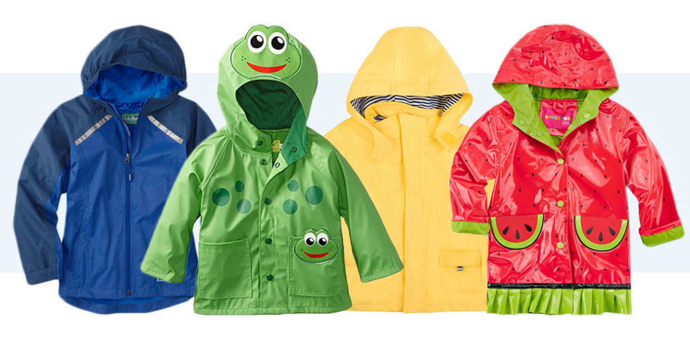 10 Best Kids Raincoats for Fall 2017 - Cute Raincoats and Rain ...