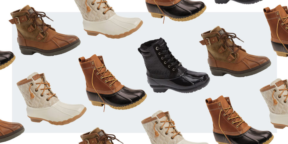 9 Best Duck Boots for Winter 2017 - Waterproof Duck Boots for Women