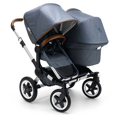 17 Best Double Strollers Of 2017 Double Baby And Tandem