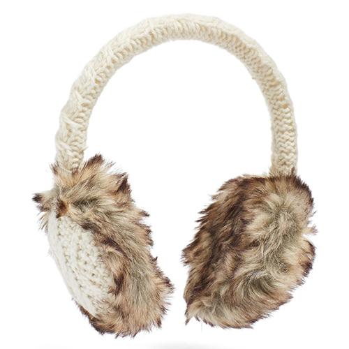 12 best earmuffs for winter 2017 womens fuzzy winter ear. Black Bedroom Furniture Sets. Home Design Ideas