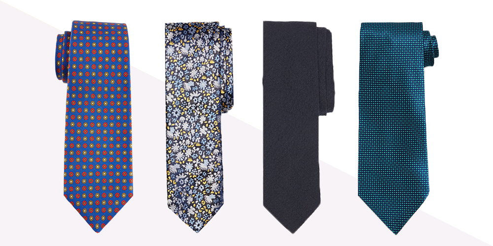 17 Best Mens Ties For Summer 2017 Silk Striped And Knit