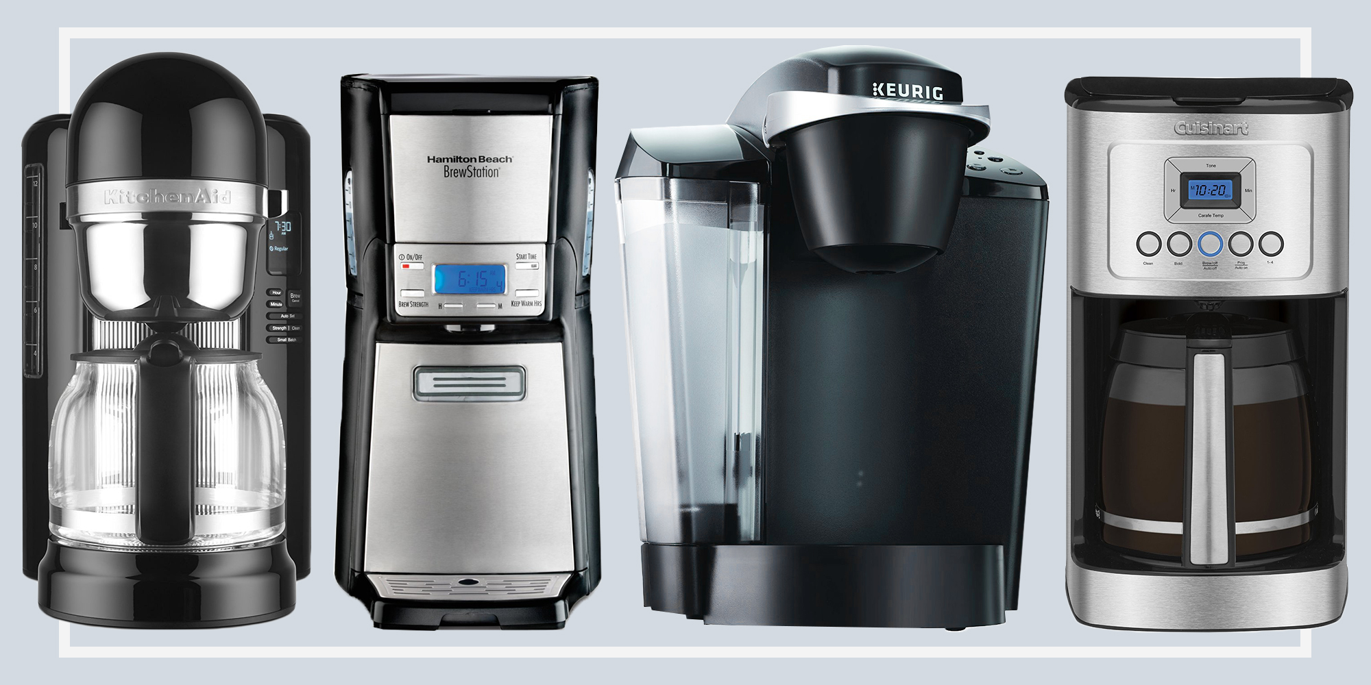 Coffee Maker Brands ~ Best coffee makers of reviews machines