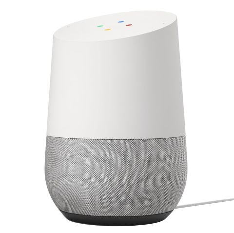 $129 BUY NOW For Connected Home Owners A great gift for every home, the stylish Google Home smart speaker is a hot new rival to the Amazon Echo. It features the tech giant's AI-powered Google Assistant, which responds to voice prompts by tapping into an ultra-advanced neural network. It can play music, answer questions, set timers, and control connected appliances, among many other things.