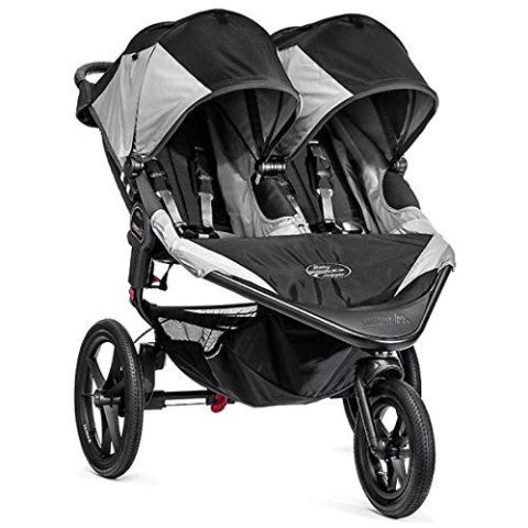 17 Best Double Strollers of 2017 - Double Baby and Tandem Stroller ...