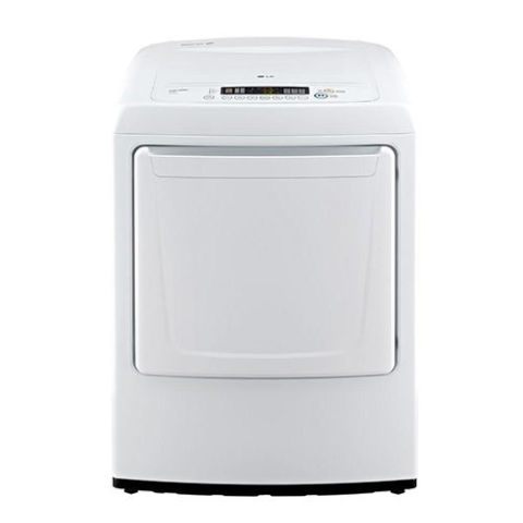 LG Electronics 27 in. W 7.3 cu. ft. Electric Front Control Dryer