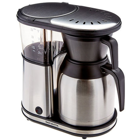 Bonavita BV1900TS 8-Cup Stainless Steel Coffee Brewer