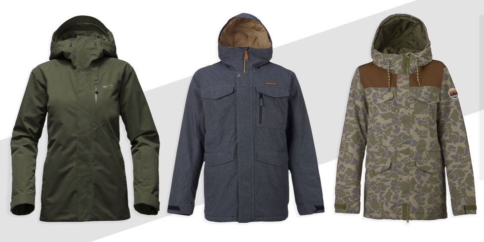 11 Best Snowboard Jackets for Winter 2017 - Mens &amp Womens