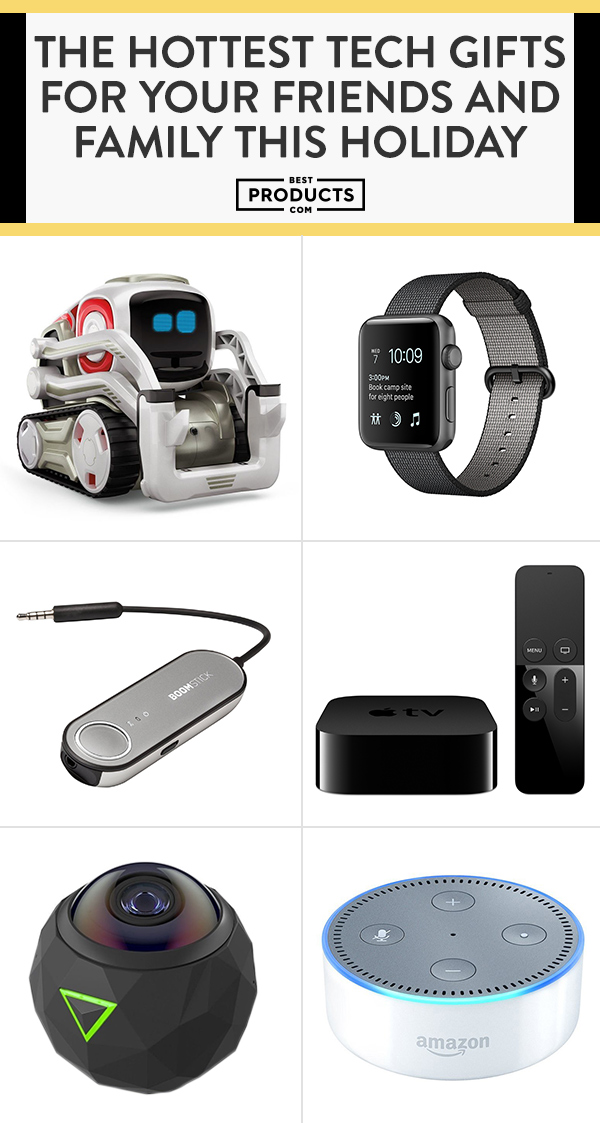 40 best tech gifts for 2017 top tech gift ideas for men for Best new tech gifts