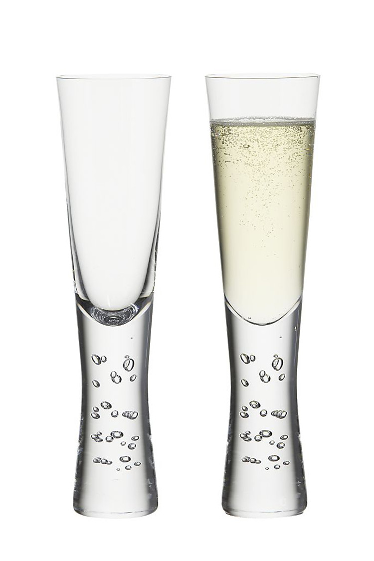 15 best champagne glasses and flutes for unique and elegant champagne glass sets