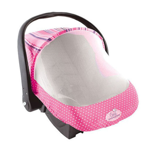 Cozy Mesh Car Seat Cover