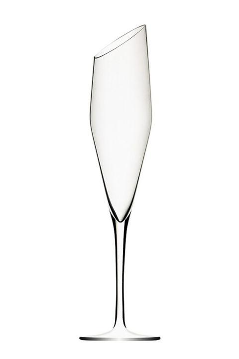 lehmann oblique champagne flute