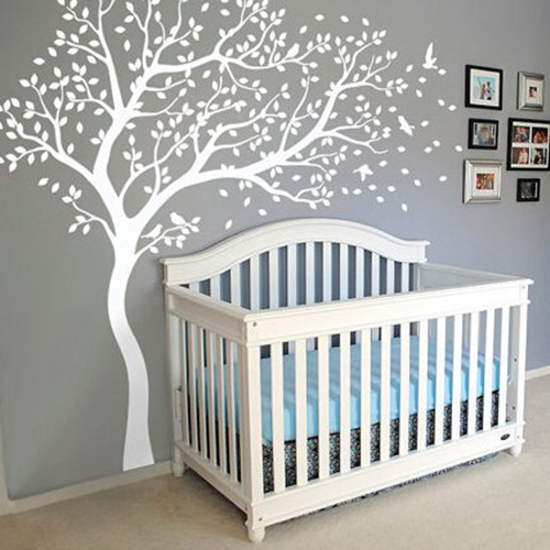 Best Tree Wall Decals For Your Childs Room Temporary - Wall decals in nursery