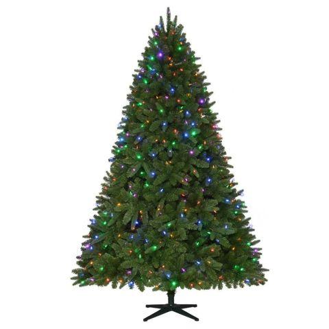 7 Foot Fake Christmas Tree