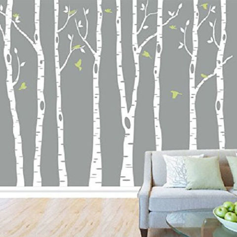 Best Tree Wall Decals For Your Childs Room  Temporary - Nursery wall decals