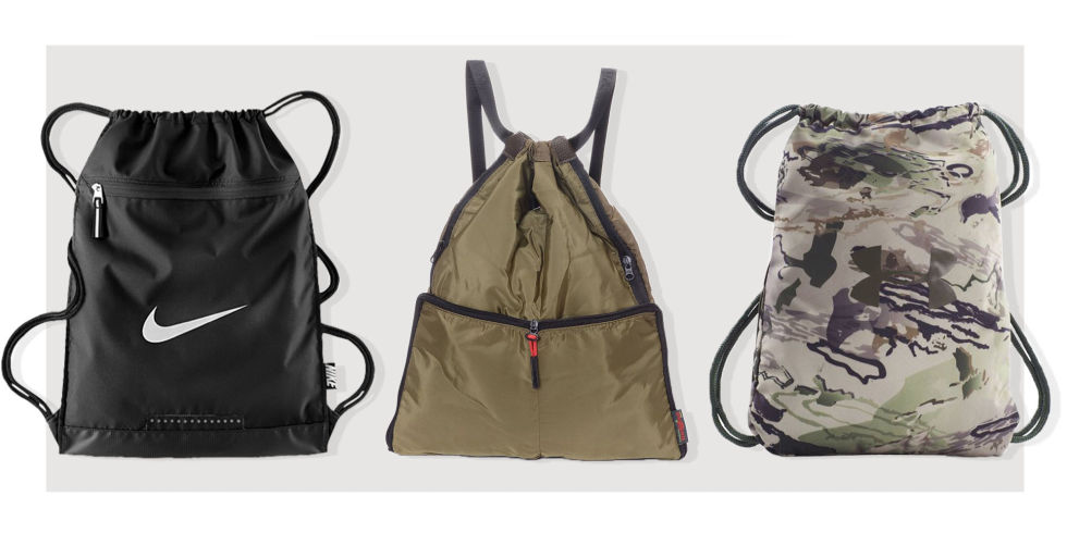 11 Best Drawstring Backpacks 2017 - Cinch Bags for the Gym