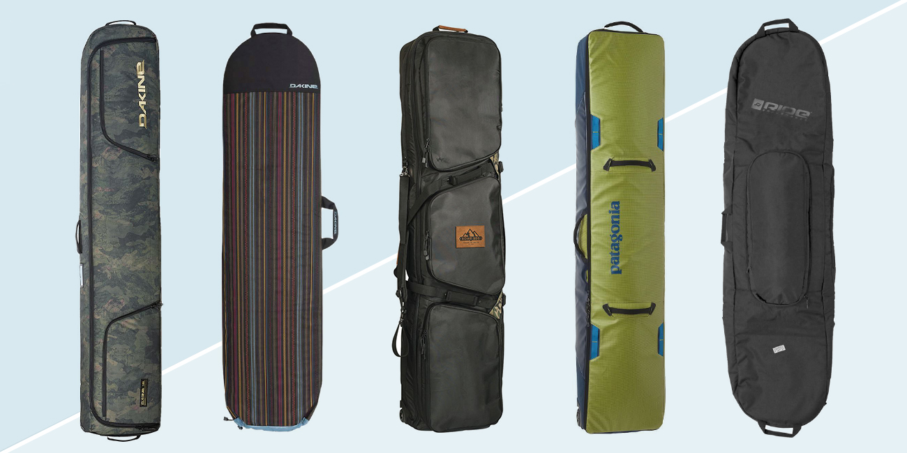 12 best snowboard bags for 2018 cool snowboard carrier
