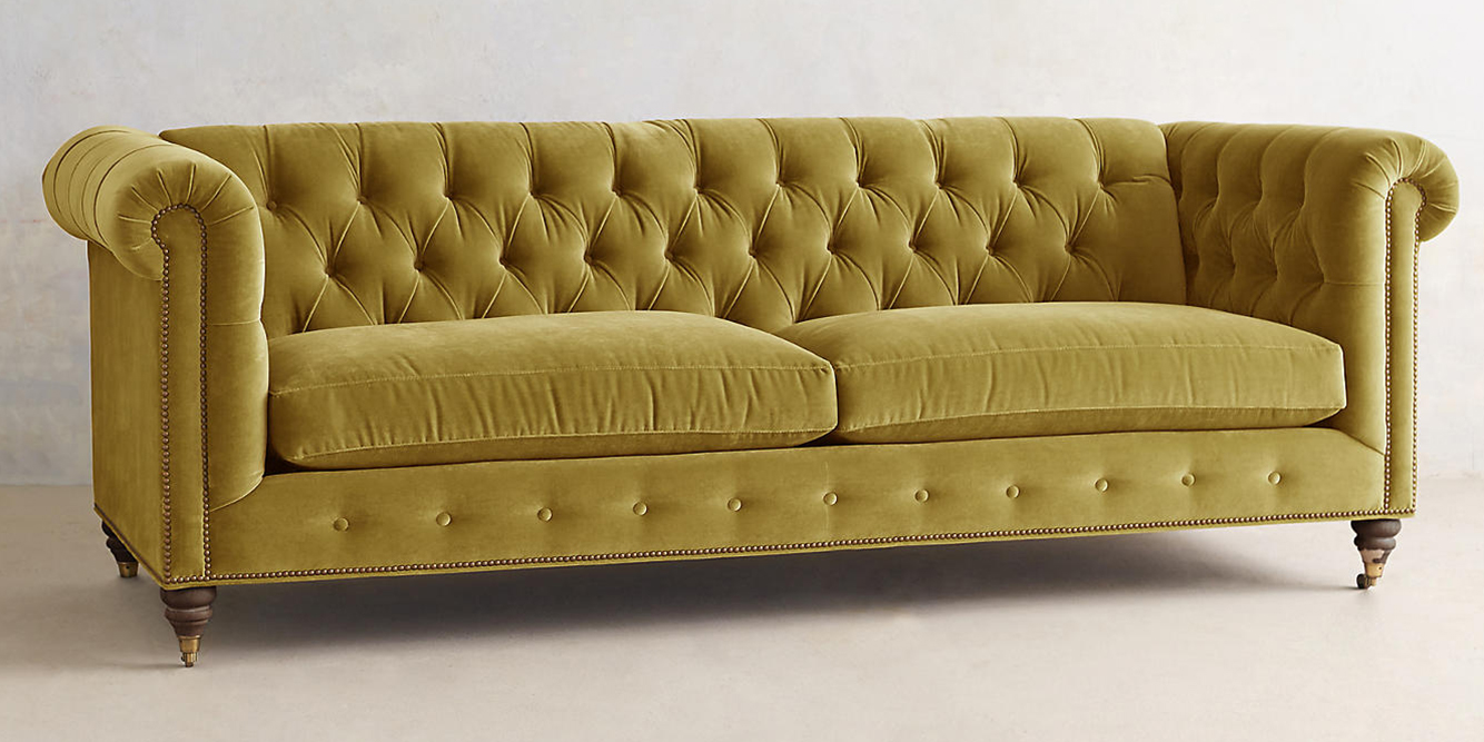 Contemporary Chesterfield Sofa Chesterfield Sofa Leather