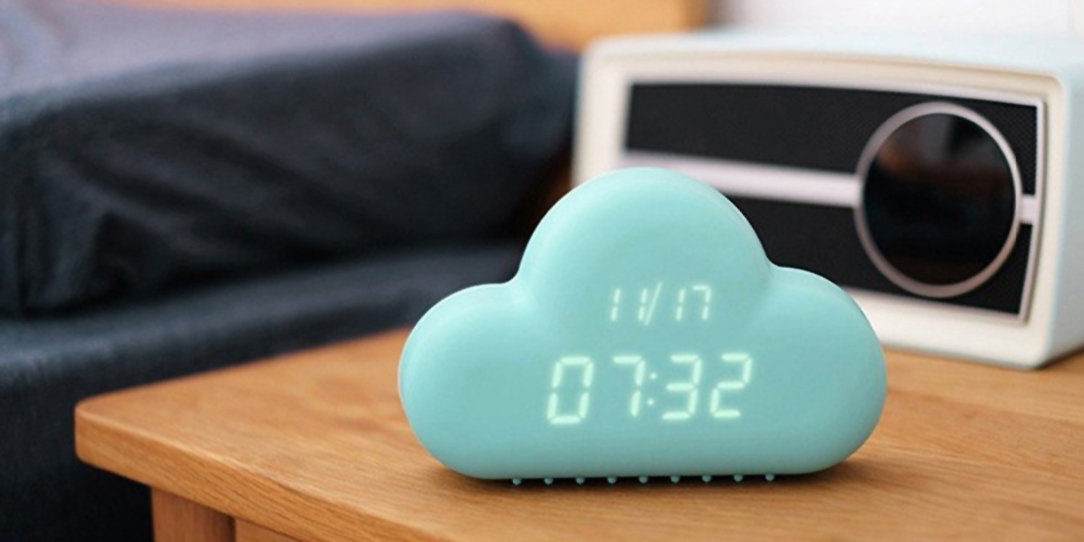 15 Best Alarm Clocks For 2018 Cool Digital Projection