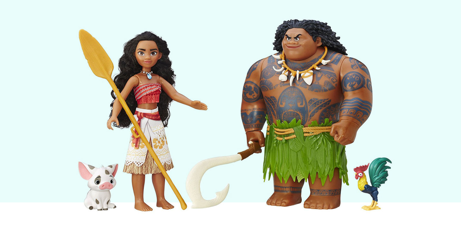 Best Disney Toys And Games For Kids : Best moana toys for kids in inspired