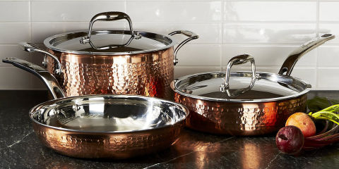 15 Best Cookware Sets In 2017 Non Stick And Stainless