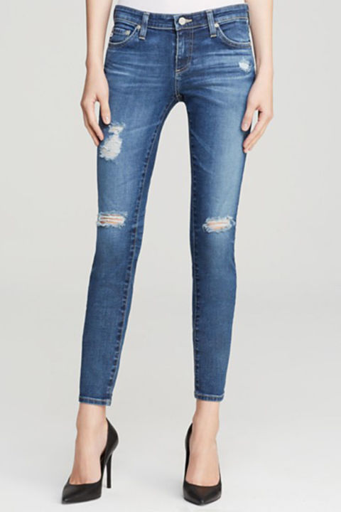 9 Best Distressed Jeans For Winter 2018 Ripped Jeans And