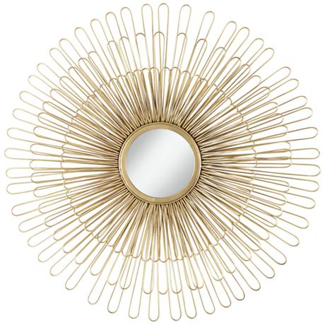 Sunburst Wall Mirror 12 best sunburst mirrors in 2017 - decorative small and large