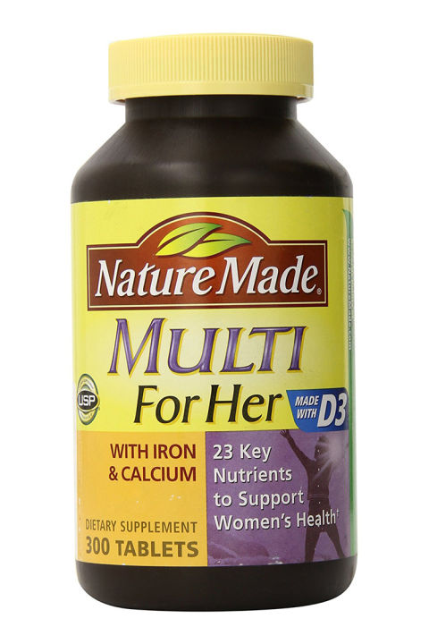 Nature Made Multivitamin For Her