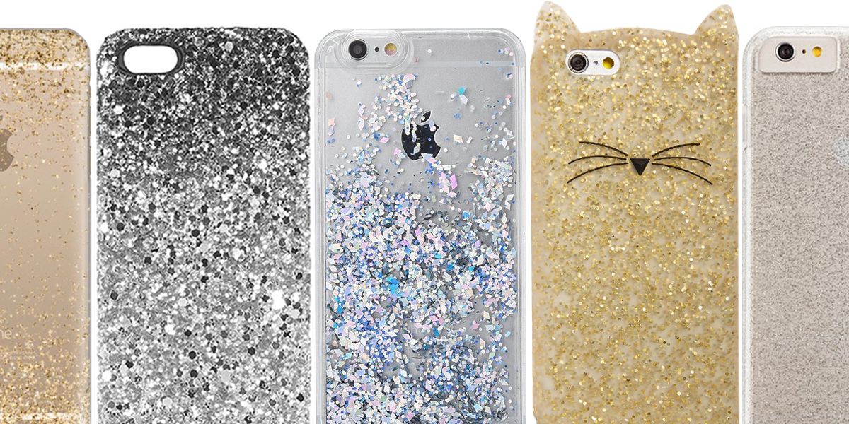 9 Best Glitter Iphone Cases In 2017 Shimmery And