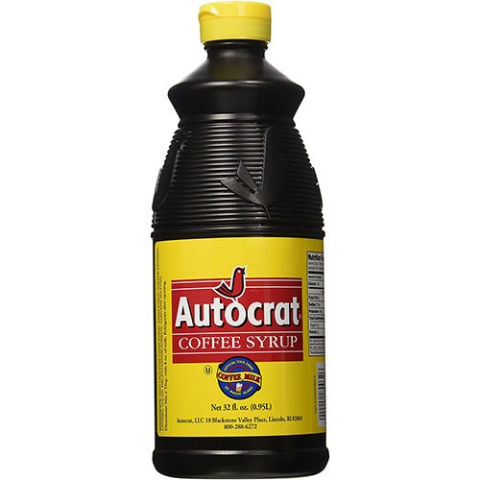 Autocrat Coffee Syrup Where To Buy