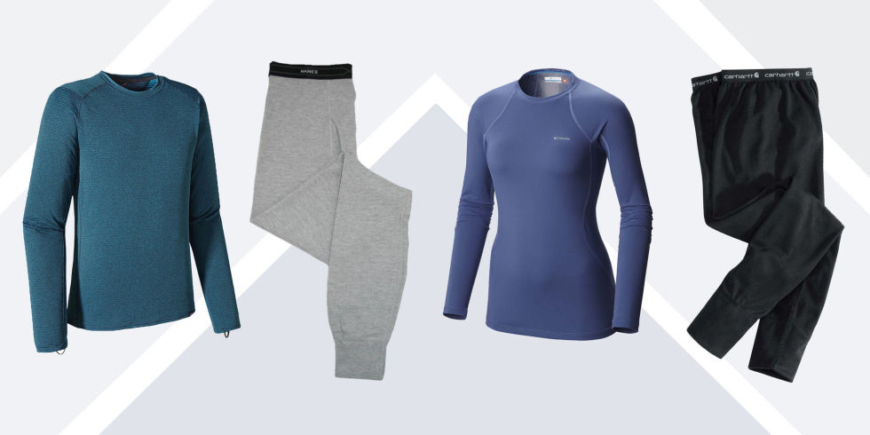 13 Best Thermal Underwear of 2017 - Thermals and Base Layers for ...