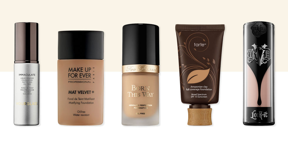 9 Best Foundations for Dry Skin in 2017 - Hydrating Liquid Makeup ...