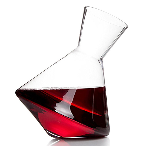 15 best glass wine decanters 2017 elegant carafes and for Wine carafes and decanters