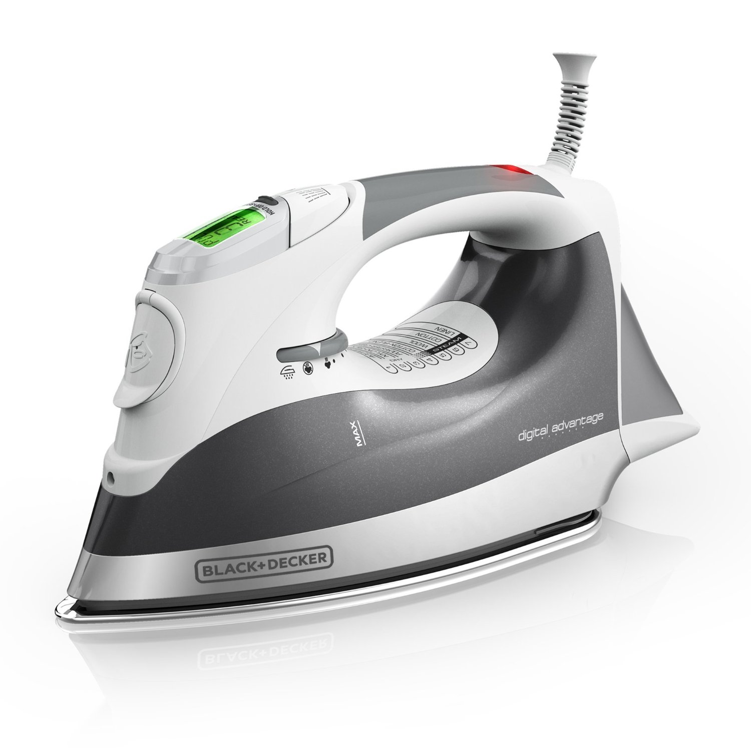 Steam Iron For Clothes ~ Best steam irons for clothes in clothing iron reviews