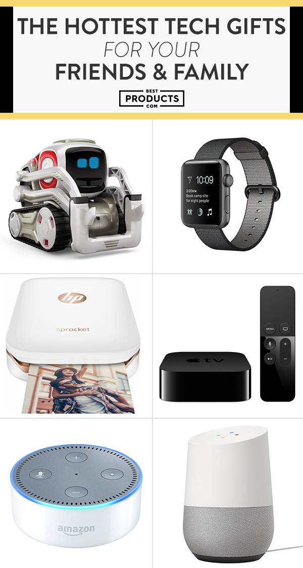 31 best tech gifts for 2017 - top tech gift ideas for gadget lovers