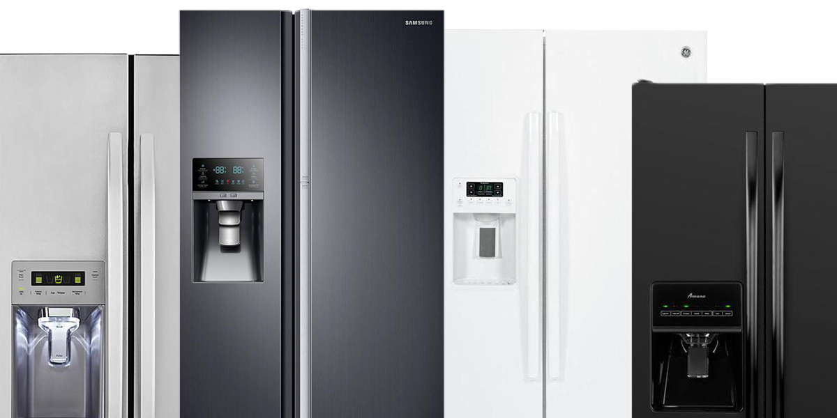 10 Best Side By Side Refrigerators in 2017 - Stainless ...