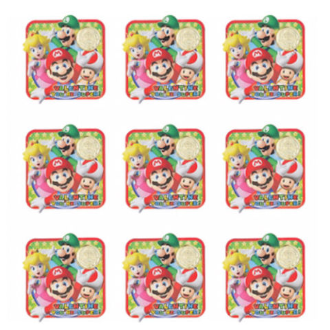 7 Best Valentines Day Cards for Kids in 2017 Adorable Kids – Mario Valentines Cards