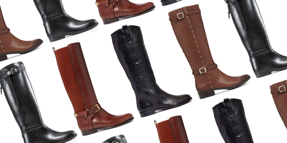 10 Best Womens Riding Boots in 2017 - Brown and Black Riding Boots ...