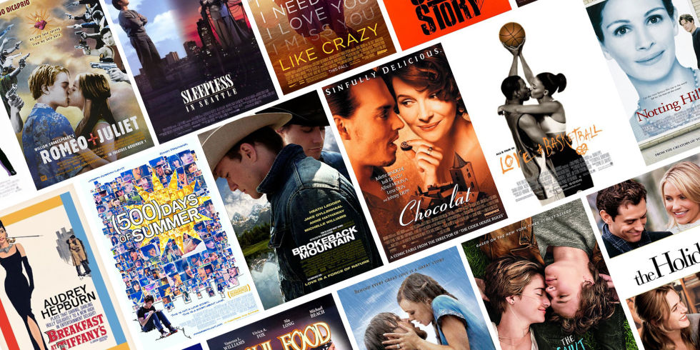 Top romantic movies