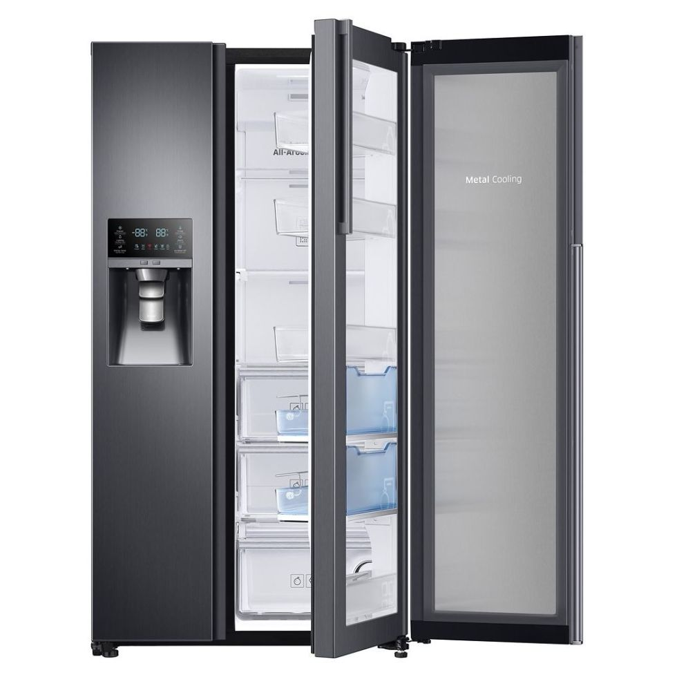 Stainless Steel Refridgerators 10 Best Side By Side Refrigerators In 2017 Stainless Steel Side