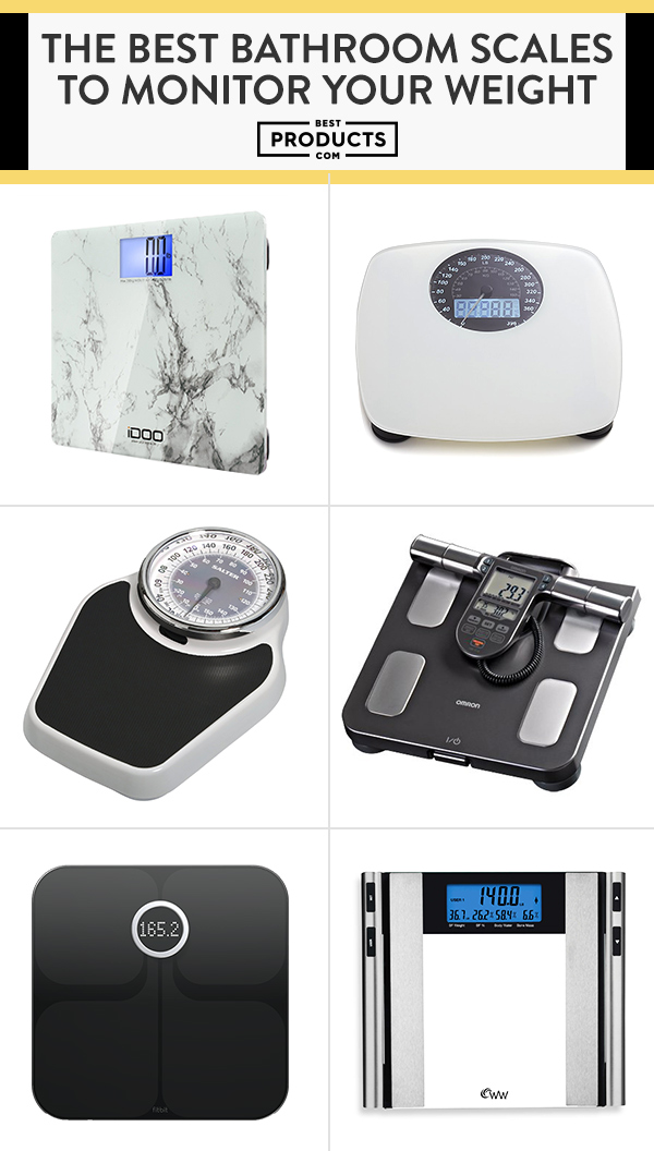 15 Best Digital Bathroom Scales For 2018 Reviews Of Electronic Weight