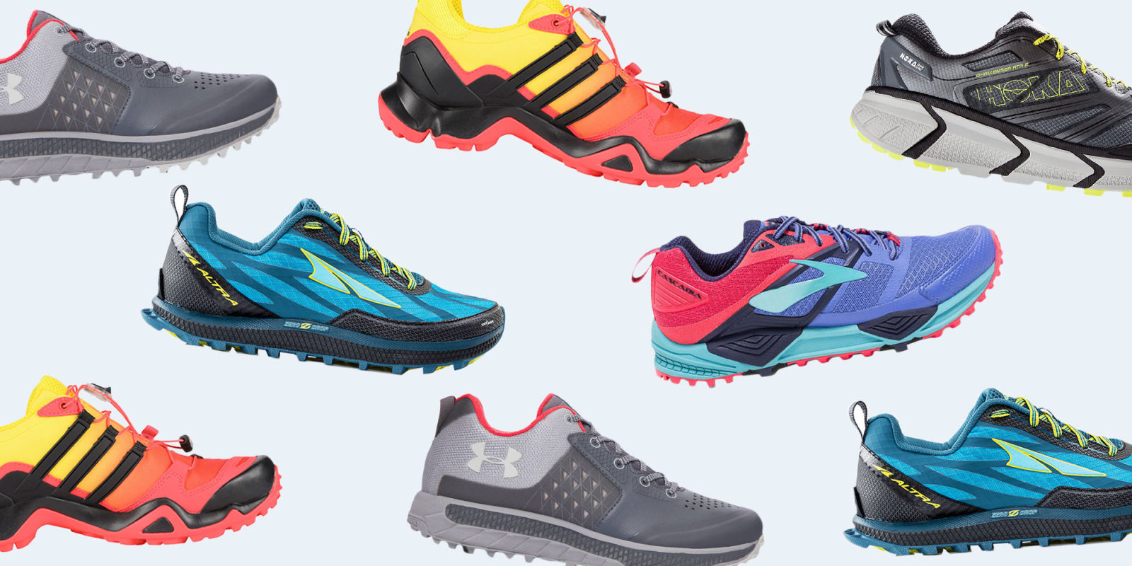 Best Trail Running Shoes Men S Health
