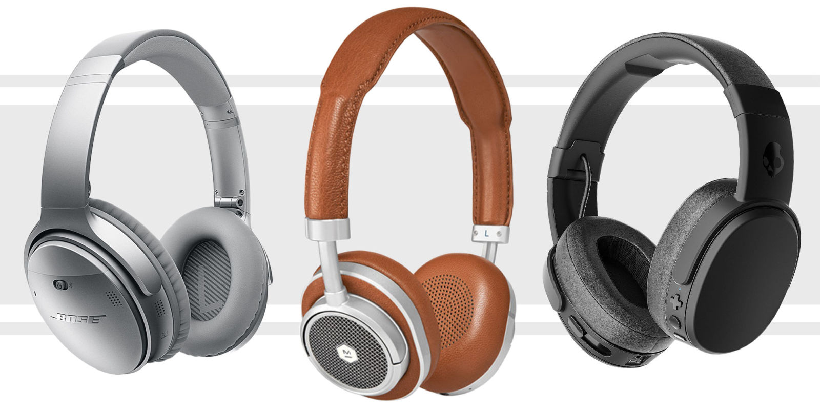 18 Best Wireless Headphones For 2017 Top Bluetooth Over