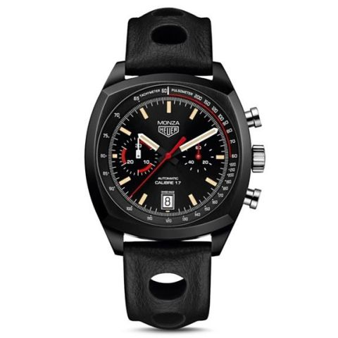TAG Heuer 40th Anniversary Heuer Monza Calibre 17 Chronograph