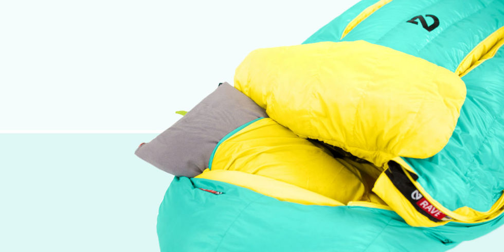 These Amazing Down Sleeping Bags Will Help You Rest Better On Your Next Camping Trip